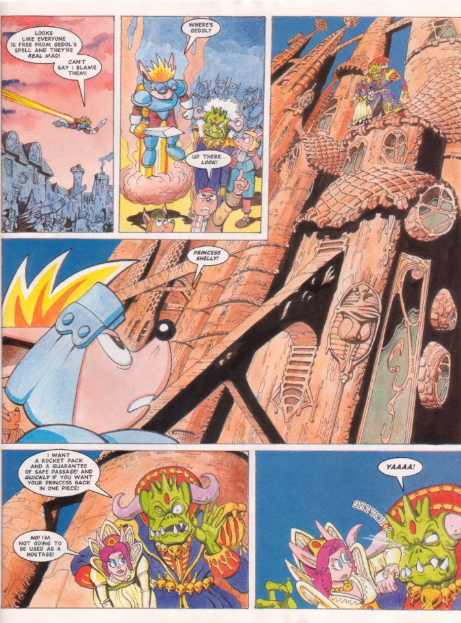Read online Sonic the Comic comic -  Issue #58 - 27