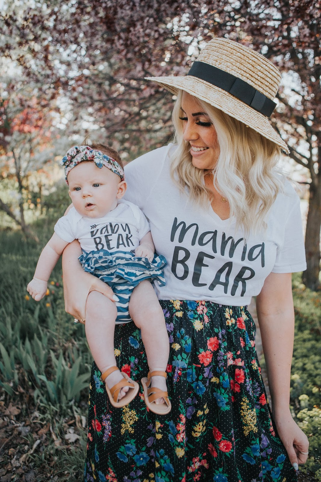 Mama Bear and Baby Bear, Mommy and Me Outfits, Jane.com