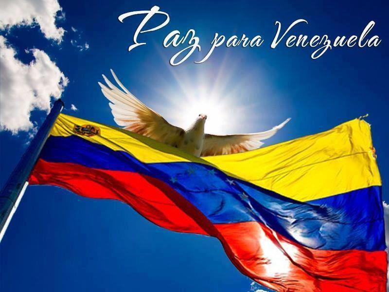 Resultado de imagen para paz en venezuela no a la guerra