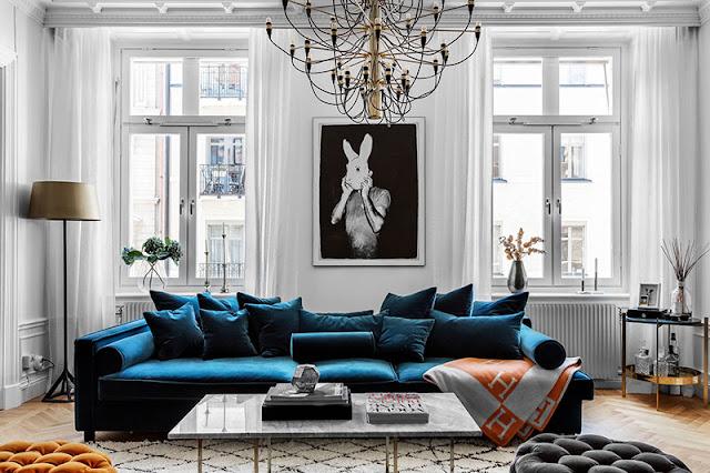 Desain ruang tamu apartemen minimalis, jasa desain interior apartemen