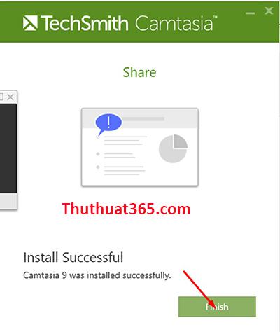 Hướng dẫn cài đặt phần mềm Camtasia 8, 9 full crack thành công 100%-3