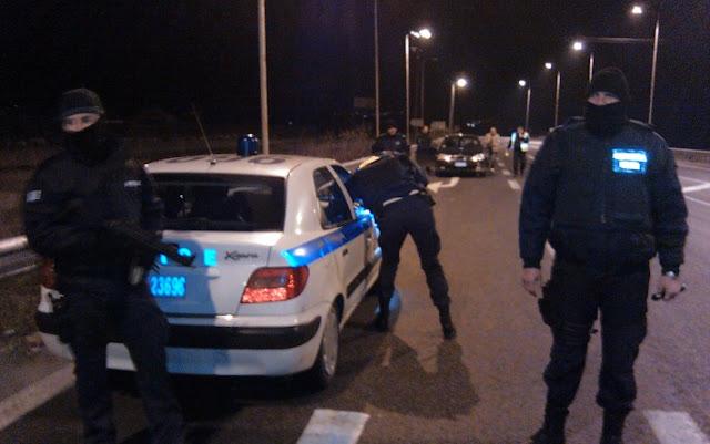 Οι στοχευμένοι αστυνομικοί έλεγχοι χθες έφεραν 12 συλλήψεις