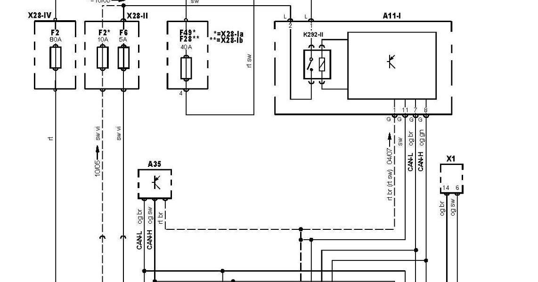 jetta starter schematic