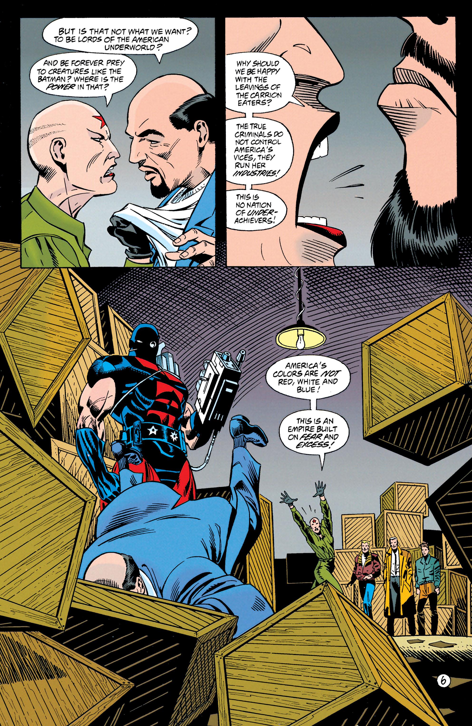 Detective Comics (1937) 682 Page 6