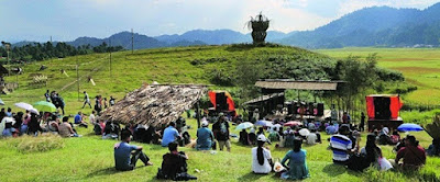 ZIRO MUSICAL FESTIVAL, Arunanchal Pradesh