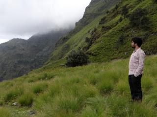 रुद्रनाथ यात्रा- पुंग बुग्याल से पंचगंगा