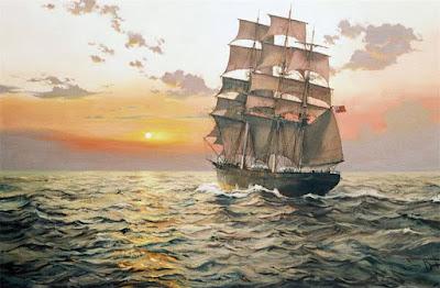 cuadros-con-barcos-paisajes-pintados-oleo