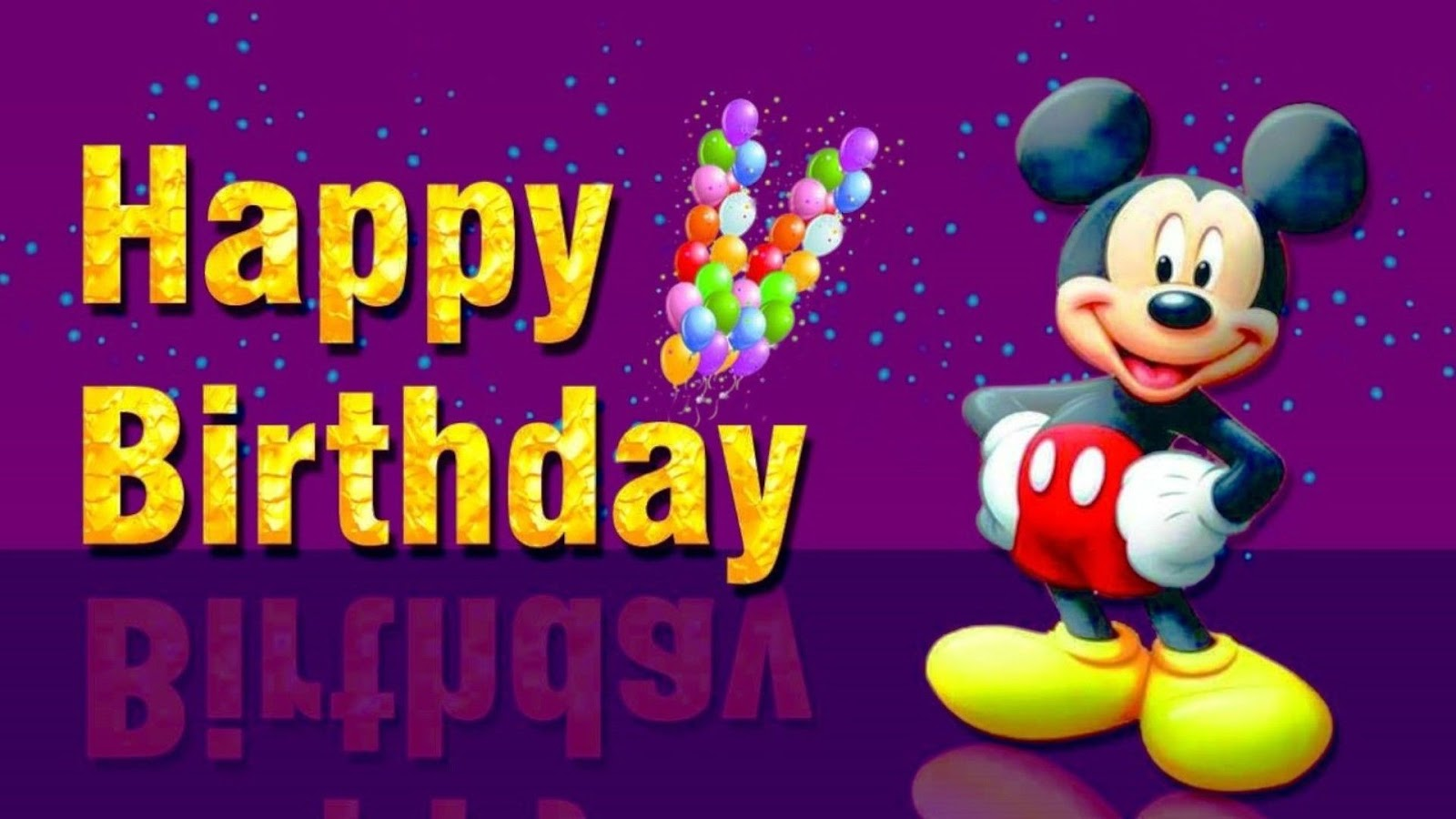 HAPPY BIRTHDAY HD FOR FACEBOOK - Wishes & Love