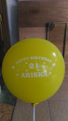 jasa balon sablon ulang tahun jakarta barat
