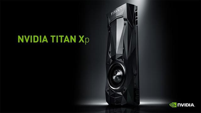 Dukung Mac, Nvidia Titan Xp Dibanderol Rp 15 Juta