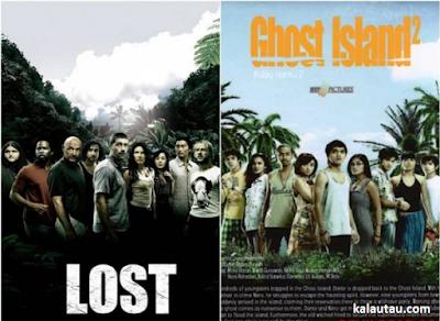 kalautau.com - Lost Season 2 dan Pulau Hantu 2
