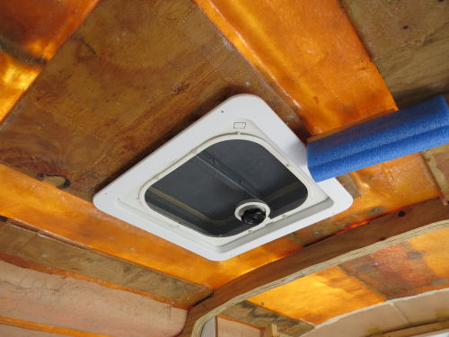 fiberglass trailer vent screen
