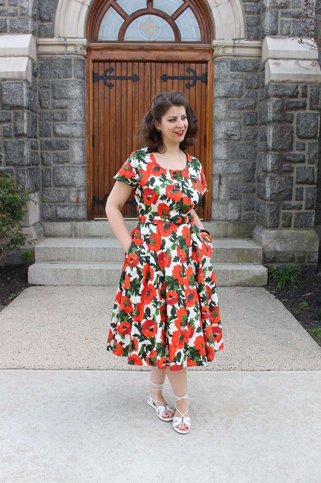 Handmade By Heather B Pr Hacks 50s Style Shirt Dress
