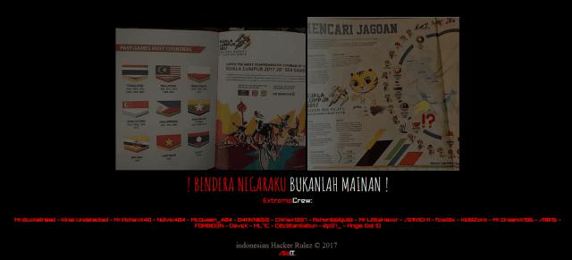 situs malaysia kena hack