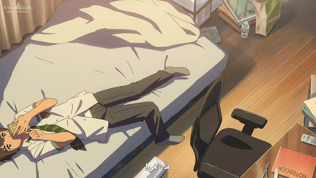 فيلم انمى Kimi no Na wa  بلوراي 1080p مترجم كامل اون لاين Kimi no Na wa تحميل و مشاهدة جودة خارقة عالية بحجم صغير على عدة سيرفرات BD x265 رابط واحد Bluray