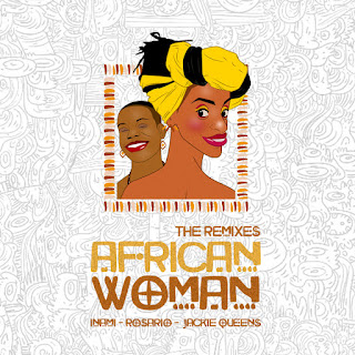 Rosario Feat. Inami, Jackie Queens - African Woman (Instrumental Mix)