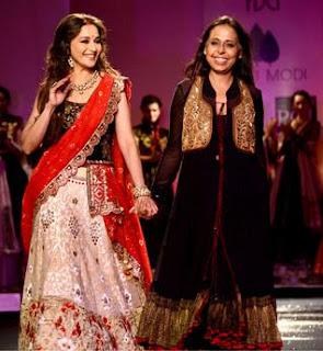 Fashion Metropolitan Designer Anju Modi The Indian Cinema Inspired Indian Fashion Industry