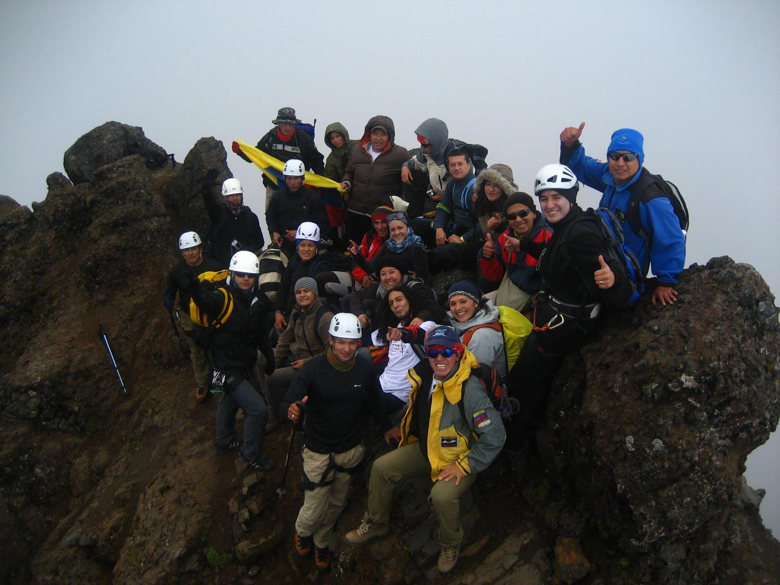 Resultado de imagen para Volcán Rumiñahui