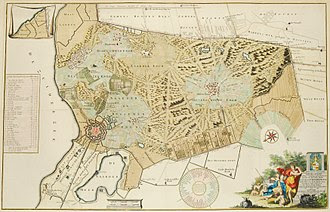 Gooiland, 1725