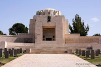 Mount Scopus, The Jerusalem War Cemetery, British Military cemetery