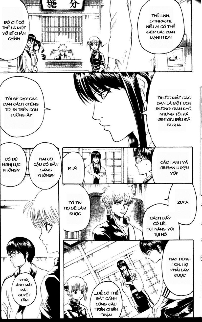 Gintama Chap 229 page 17 - Truyentranhaz.net