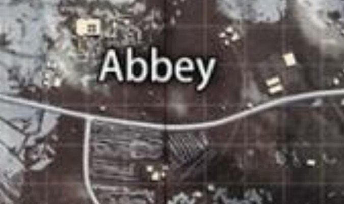 Lokasi Loot Terbaik di Vikendi Map PUBG Mobile - Abbey
