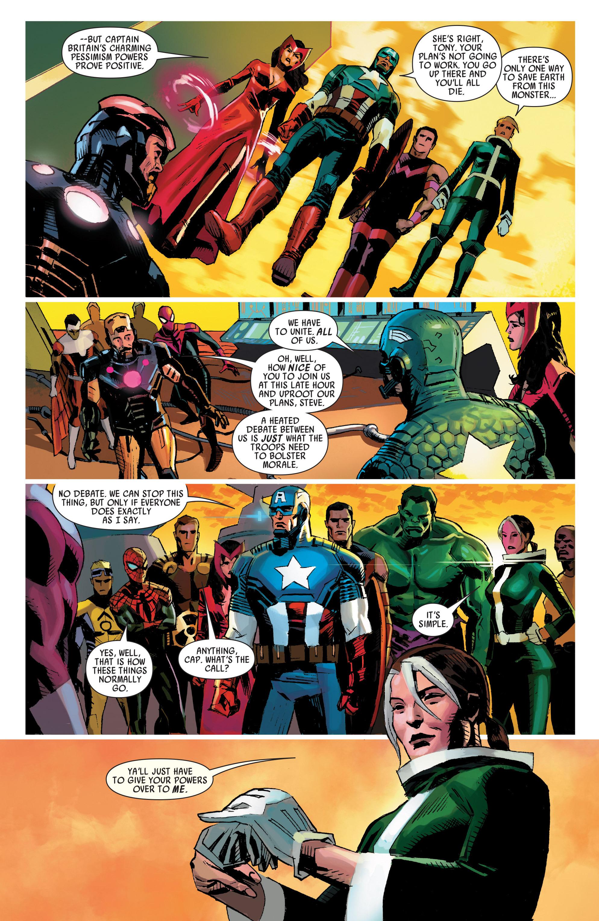 Read online Uncanny Avengers (2012) comic -  Issue #21 - 6