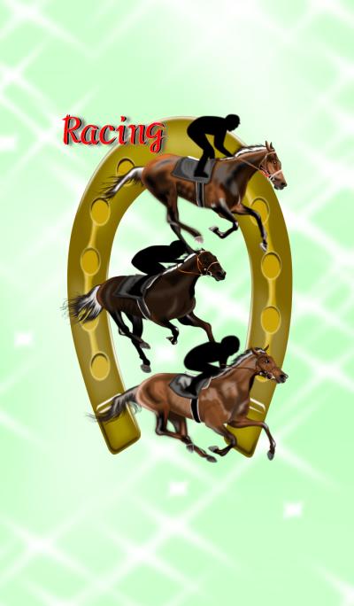 The racing8.