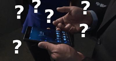 Cara melacak lokasi Blackberry yang hilang
