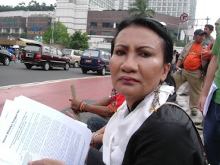 Ratna Sarumpaet: Dunia Jadi Saksi, Ditangan Jokowi Indonesia Makin Hancur
