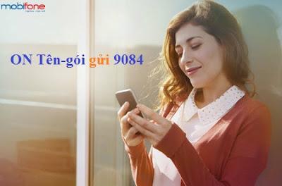 Cú pháp đăng ký 3G Mobifone