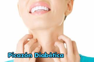 Picazón diabética  una condición relacionada con la diabetes
