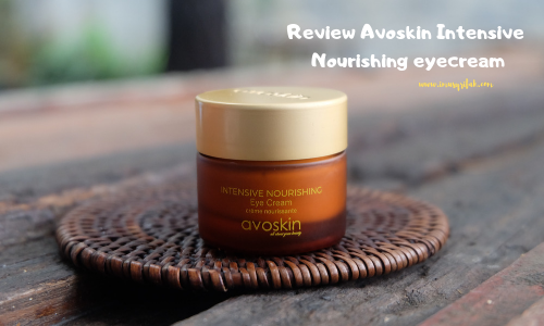 Avoskin Intensive Nourishing Eye Cream Review