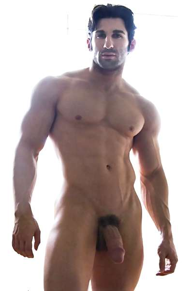 full frontal male nude