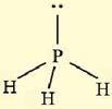 bentuk senyawa PH3