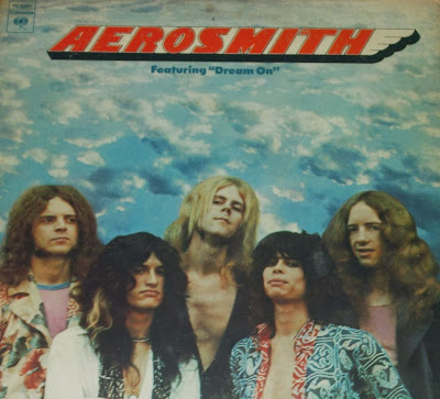 Aerosmith's first album Aerosmith 1973