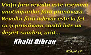 Revolta - Khalil Gibran