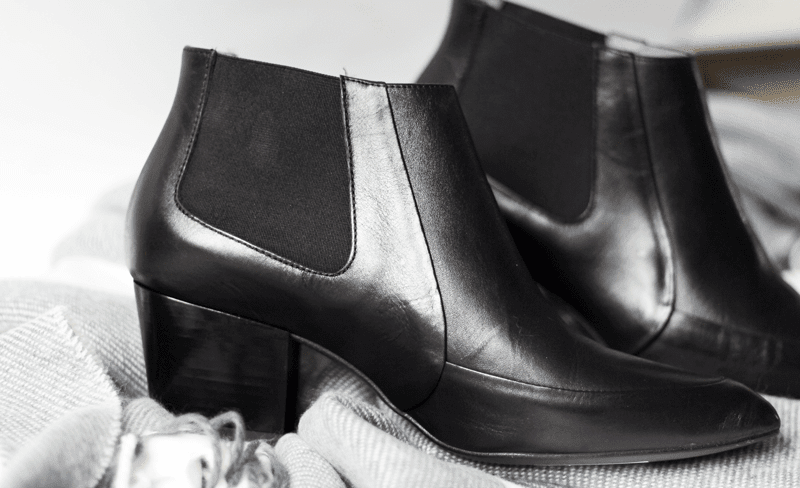 Topshop Access Chelsea Boots