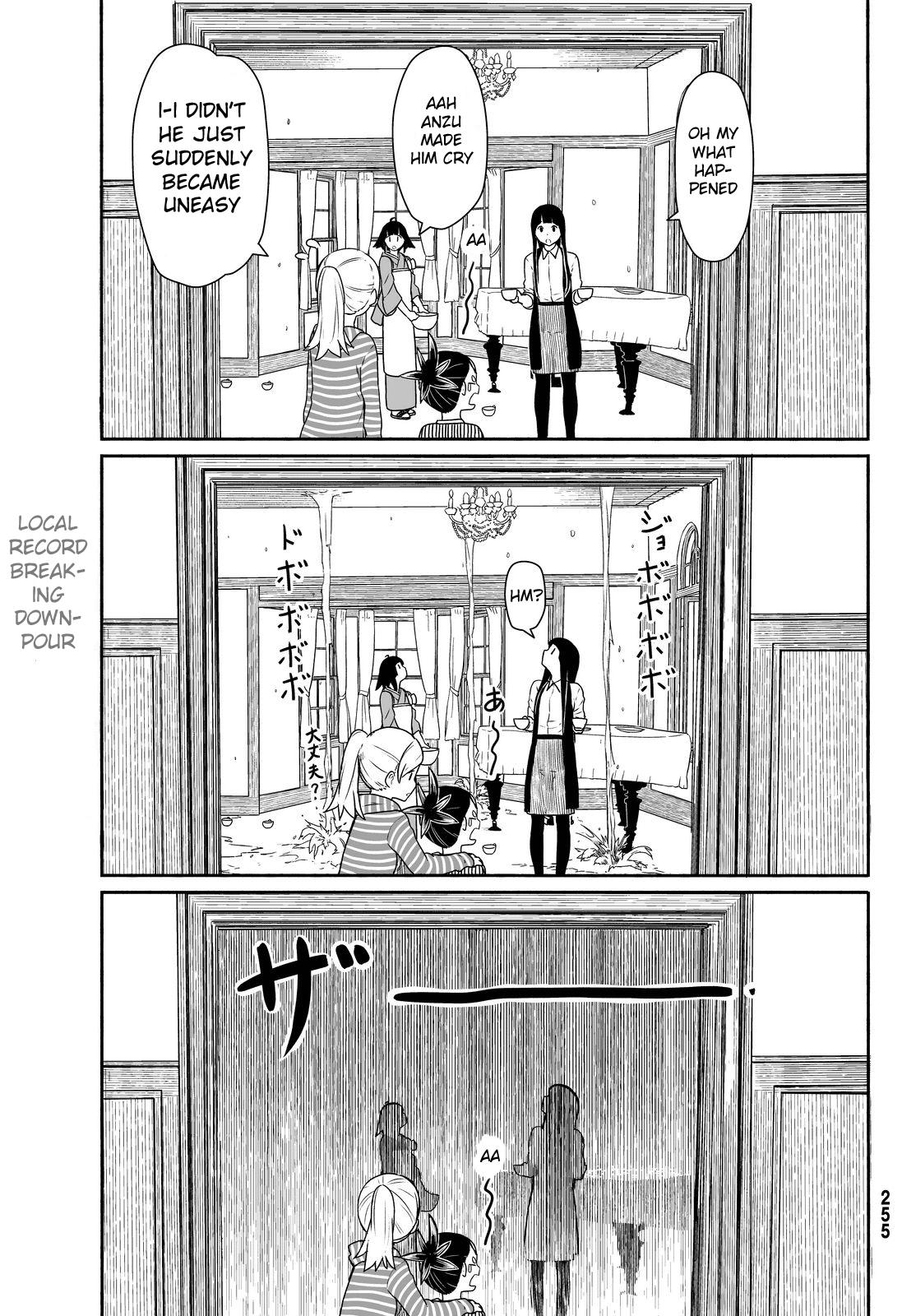 Flying Witch - Chapter 31