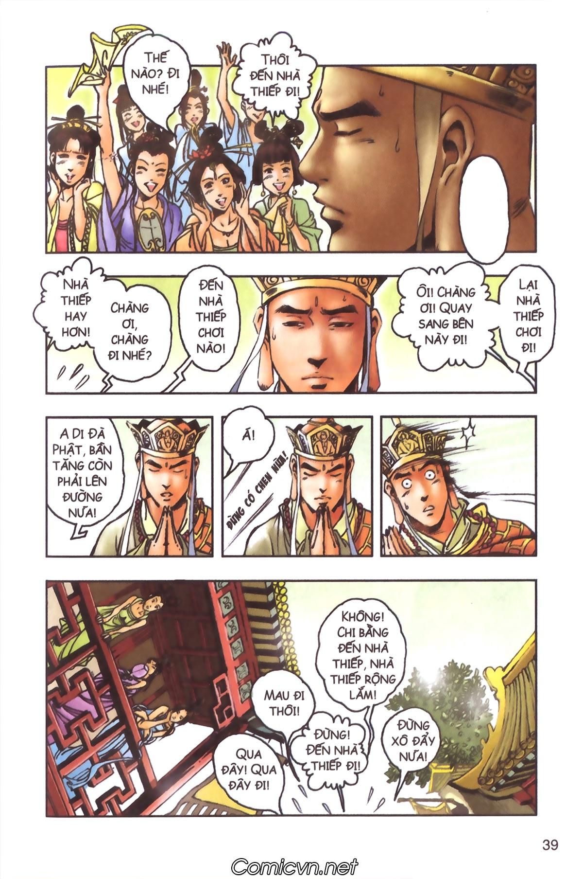 Tây Du Ký màu - Chapter 97 - Pic 9