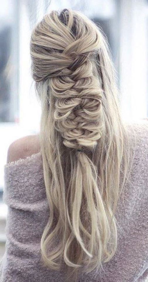 cool braid idea