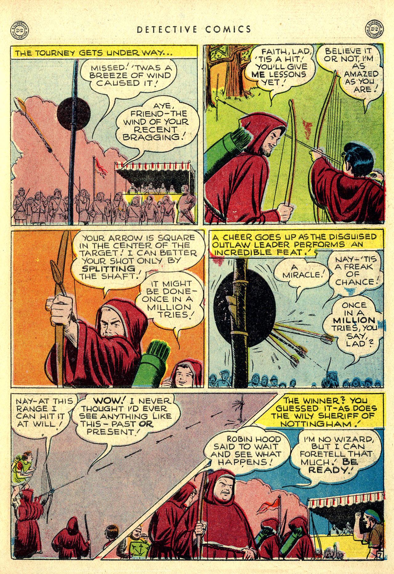 Read online Detective Comics (1937) comic -  Issue #116 - 9