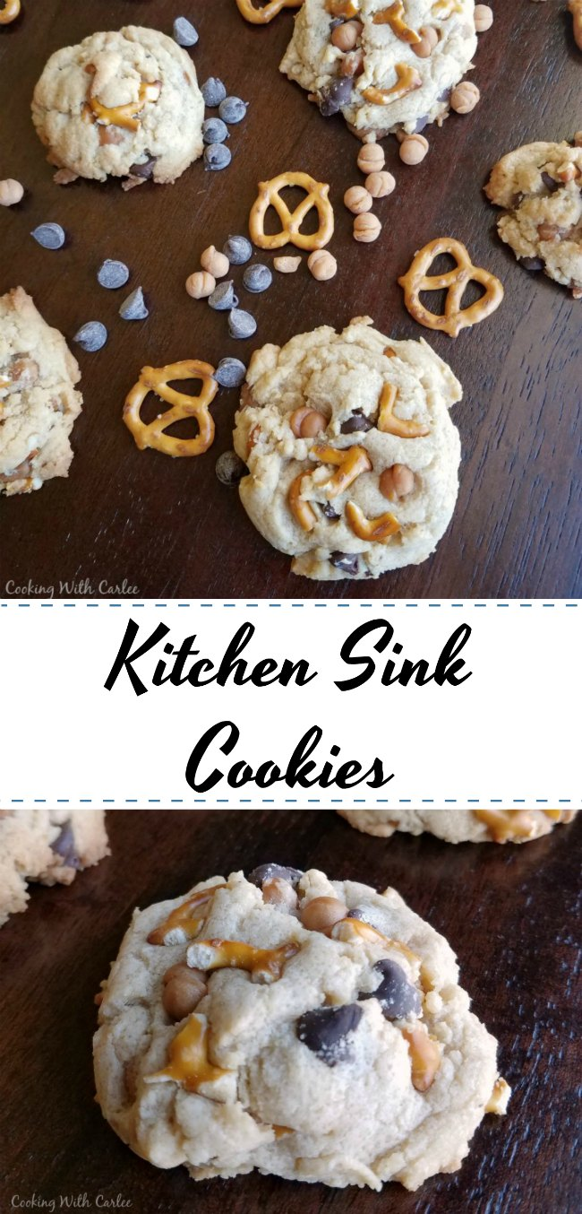 Panera Kitchen Sink Cookie Copycat Recipe
