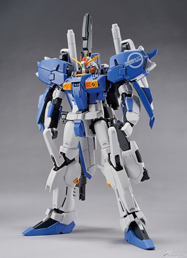 MG 1/100 S Gundam / Ex-S Gundam Ver. 1.5 - Release Info, Box art and Official Images - Gundam Kits Collection News and Reviews