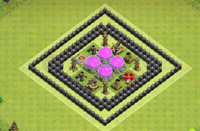 Trik mendapatkan banyak Exilis gratis di Clash Of Clans (CoC)