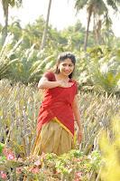 Madhulagna Das in Saree from Andala Chandamama HeyAndhra