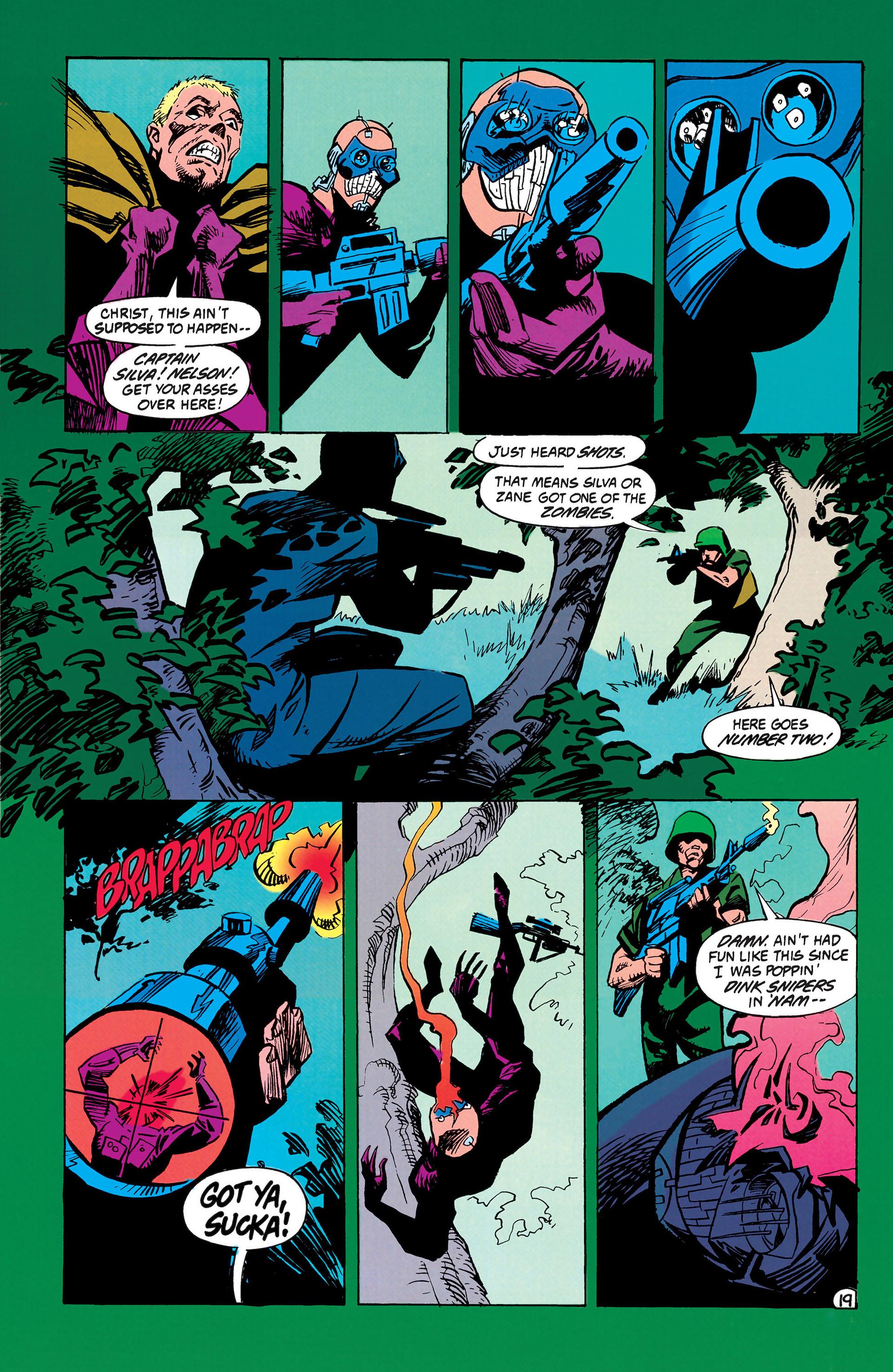 Read online Animal Man (1988) comic -  Issue #42 - 20