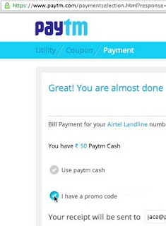 Paytm Offer: Can get vouchers up to Rs 50 lakhs - View Details