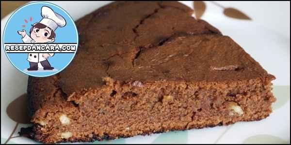 Resep dan Cara Membuat Brownies Kukus Sederhana dan Murah