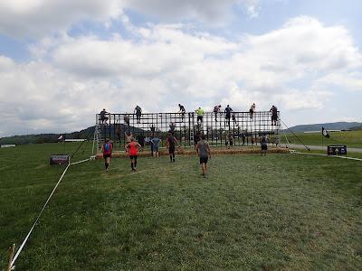 Spartan Race Cargo Net
